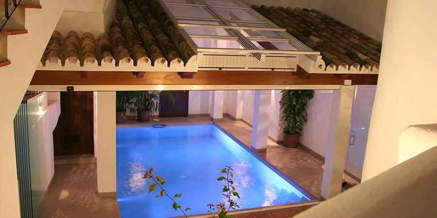 Zwembad La Posada del Angel