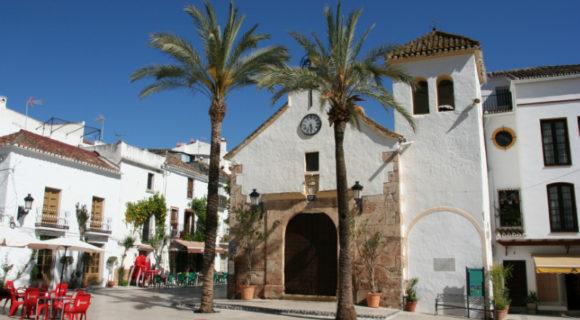 Plaza Andalucia Ojen