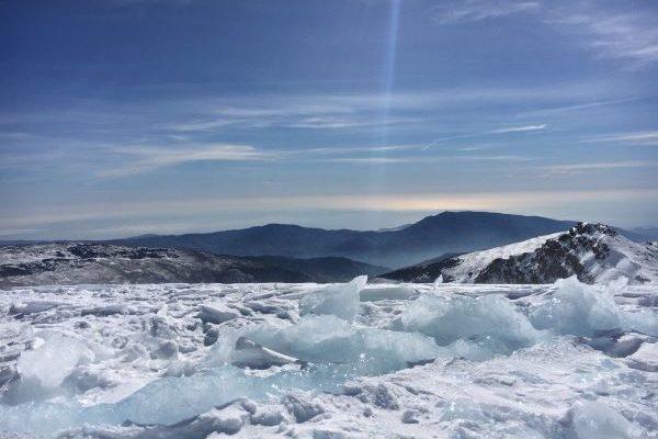 Sierra Nevada ijs KL