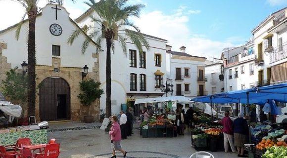 weekly market Ojén