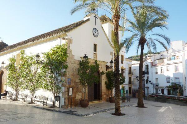 Plaza Ojen
