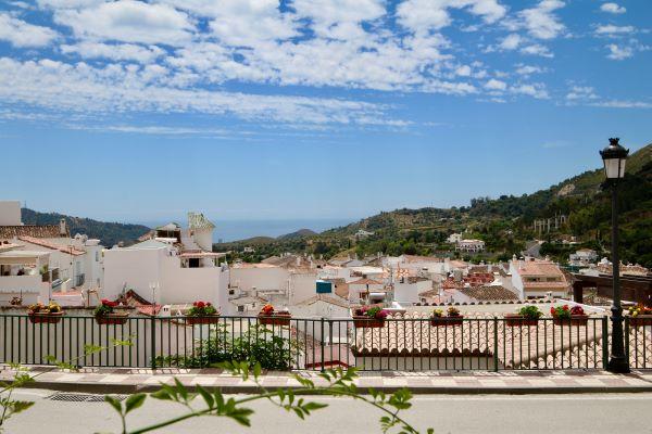 Casa Solis Ojén View