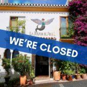 Closure hotel