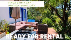 Finca Santa Ana Rental